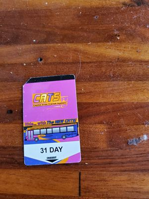 31 day pass never used for Sale in Baton Rouge, LA