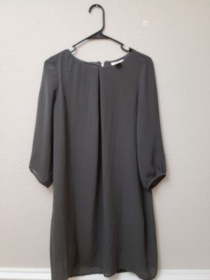 Gray H&M shift dress size US 6 for Sale in Columbia, MD