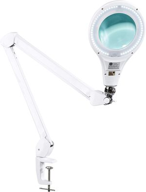 Vision Lighting LED Magnifying Lamp with Clamp (AC) for Sale in Upland, CA
