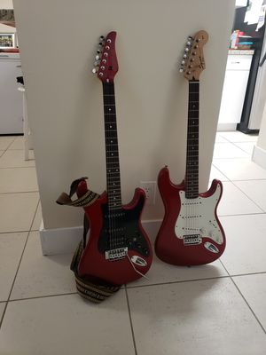 Guitarras electricas for Sale in Miami, FL