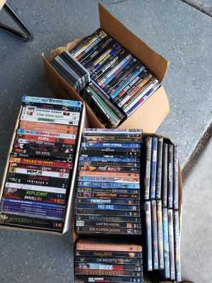 DVD movies over 100 for Sale in Oceanside, CA