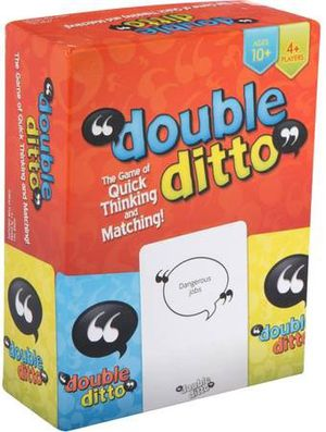 Inspiration Play Double Ditto Family Party Board Game for Sale in Sterling Heights, MI