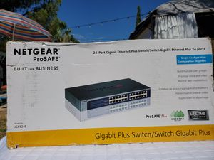 $100 NETGEAR PROSAFE for Sale in Las Vegas, NV