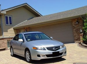 Gorgeous 06 Acura Tsx FWDWheels Clear for Sale in Dallas, TX