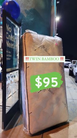 Twin Bamboo for Sale in South Gate,  CA