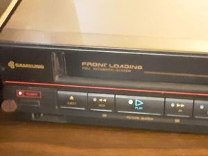 SAMSUNG VCR for Sale in Dickinson, ND