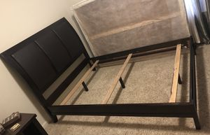 Queen Bed Frame for Sale in Fort Belvoir, VA