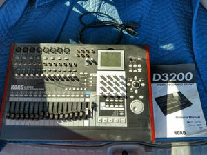 Korg D3200 for Sale in Spring Valley, CA