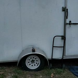 6 By 12 Enclosed Trailer for Sale in Largo, FL