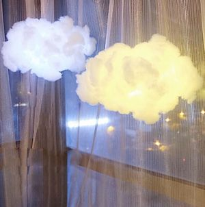 LED Cloud Lamp With Remote for Sale in Hemet, CA