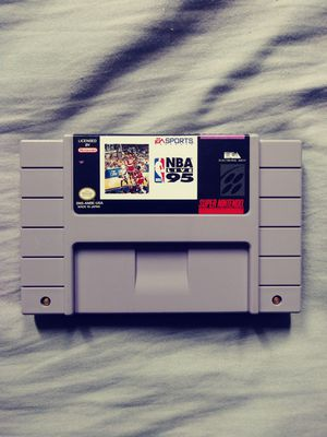 NBA Live 95 for Sale in Whittier, CA