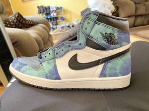 "Air Jordan 1 OG High ""Tie Dye"" sz 10.5 mens for Sale in Upper Darby, PA"