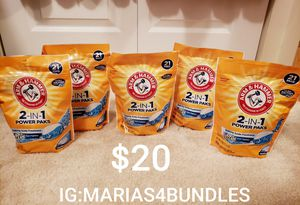 Arm & Hammer Pods Household Bundle for Sale in Waldorf, MD