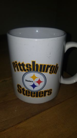 PITTSBURGH STEELERS MUG for Sale in Tampa, FL