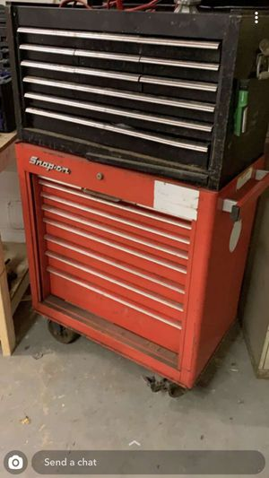 Snap-on tool box for Sale in Rising Sun, MD