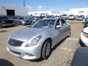 2007-2015 INFINITI G37 G35 G25 Q40 ALL PART OUT! ! ! for Sale in Los Angeles, CA