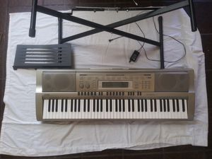 CASIO MK-200 Electric Piano/Synthesizer for Sale in Poway, CA