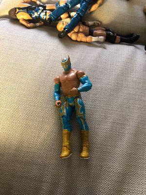 Sincada wrestler action figure for Sale in El Monte, CA