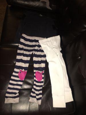 Leggings and shirt for girl for Sale in Scottsbluff, NE