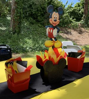 Mickey Mouse Centerpieces for Sale in La Habra, CA