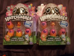 Hatchimals Series 4 for Sale in Modesto, CA