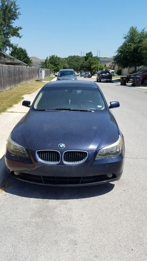 2004 BMW 525i for Sale in San Antonio, TX
