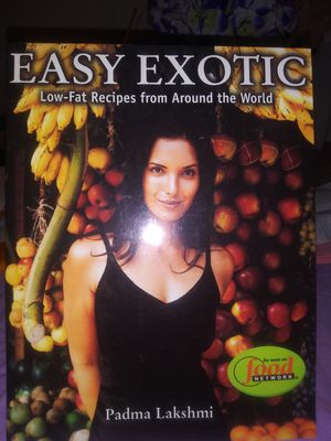 EXOTIC COOKBOOK for Sale in Hollywood, FL