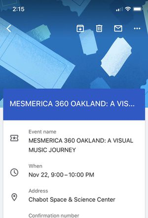 Mesmerica: visual music journey for Sale in Fremont, CA
