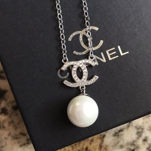 Beautiful pearl VIP necklace with box for Sale in Charles Town, WV