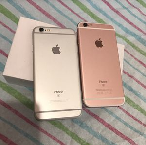 iPhone 6s 16gb Unlocked Excellent Condition $179 Each for Sale in Durham, NC