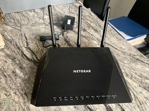 Netgear AC1750 Smart WiFi Router for Sale in Miami, FL