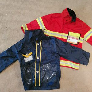 Fireman and Police man Costume Jackets & Hats for Sale in Fairfax Station, VA