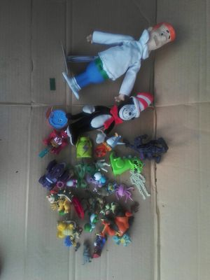 Collectibles Pokemon Jetsons cat in the hat others for Sale in Peoria, AZ