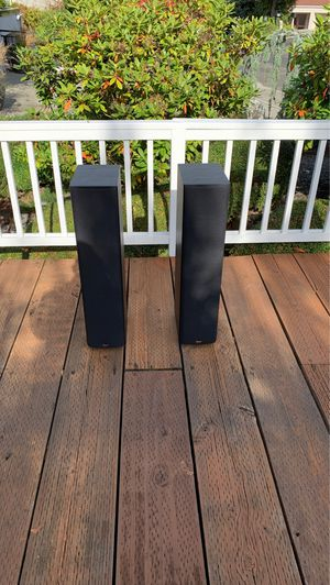 Perfect set of Klipsch SF2's for Sale in Federal Way, WA