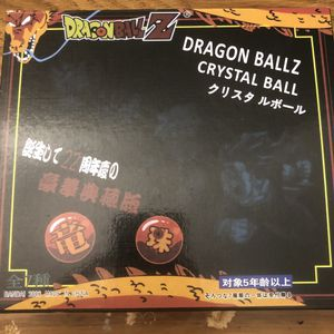 Dragon ball Z Collectible Dragonballs for Sale in Moreno Valley, CA