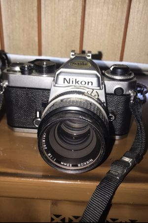 Nikon Fe 35mm Film Camera With 50mm F1.8 Ser-e Lens - Nice Mint- for Sale in Takoma Park, MD