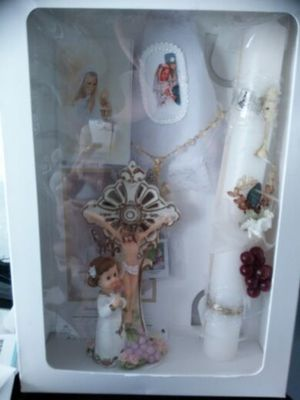 This is a brand new First Communion kit for Sale in Apopka, FL