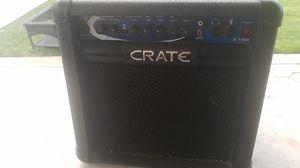 Crate guittar amplifier xt15r for Sale in Lodi, CA