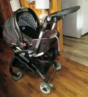 Graco Snug Ride Click Connect 35 with extra base for Sale in Woodland Park, CO