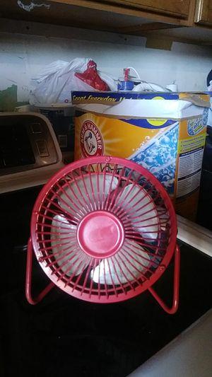 Miniature fan for Sale in Rancho Cordova, CA