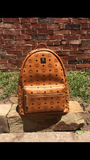 Authentic MCM Backpack Large for Sale in Lewisville, TX