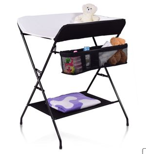 Foldable Baby changing table for Sale in Lakewood, CA