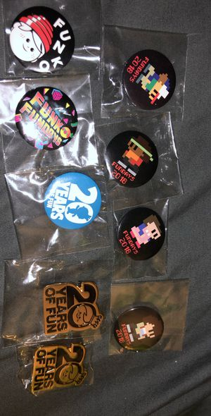 Funko Fundays 2018 Pins for Sale in Westminster, CA