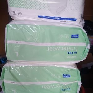 McKesson 4 Packs Of 18 Ultra Underwear Size Large 44-58 in. for Sale in Carson, CA
