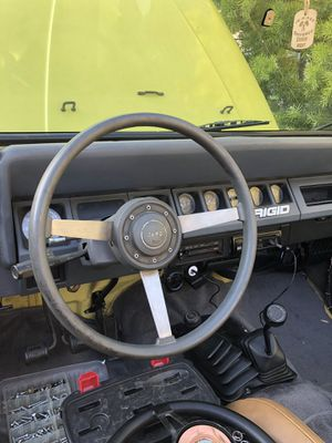 Jeep YJ Steering Wheel 89 for Sale in Hawthorne, CA