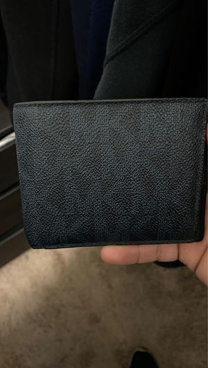 Michael kors men's wallet navy blue for Sale in Walnut, CA