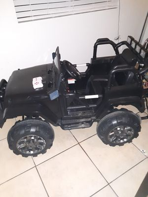 Boy power wheel for Sale in Glendale, AZ