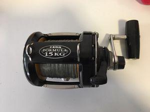Penn 15KG 2 speed fishing reel for Sale in Inglewood, CA