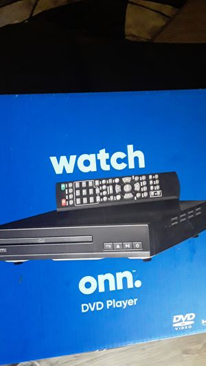Onn HD DVD player for Sale in Fresno, CA