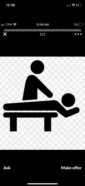 Masseuse available for Sale in Angier, NC